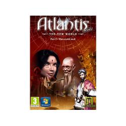 Atlantis 3 - Part2: Der Kristallschädel [PC]