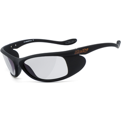 Helly Bikereyes Top Speed 4 Self-Tinting Sunglasses, clear, Größe One Size