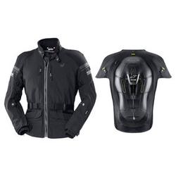 Vanucci Vaj-2 Jacke + Tech Air Street-E Set aus Jacke und Airbag-Weste grau 50