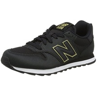 NEW BALANCE 500 black-gold/ white, 37