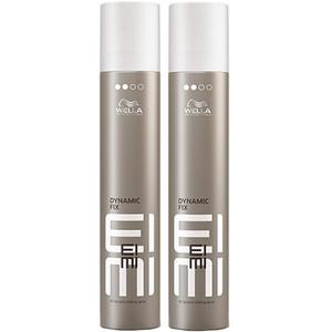 2er Dynamic Fix 45 Seconds Styler Wella Proffesionals EIMI Styler Modellier Haar Spray 300 ml