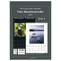 Foto-Bastelkalender 2021 - Kalender