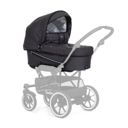 Emmaljunga Kinderwagenset Edge Duo Lounge Black