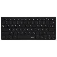 Hama KEY4ALL X510 Bluetooth Keyboard DE schwarz (00123513)