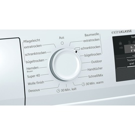 Siemens WT43H081 iQ 300