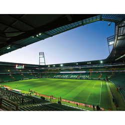 Fototapete »Werder Bremen - Weserstadion Innen«, Tapeten, 10249959-0 bunt Maße (B/H): (336/260 cm) bunt