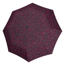 Knirps® Taschenregenschirm T.200 M Duomatic Taschenschirm / Regenschirm rot