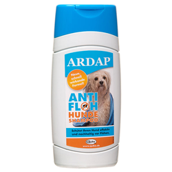 (39,16 EUR/l) Ardap Anti-Floh Shampoo 250 ml