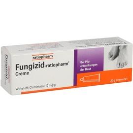 Ratiopharm FUNGIZID-ratiopharm Creme 20 g