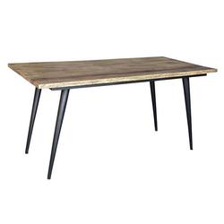 Tischhelden Esstisch Esstisch Chill Massiv Mango Holz 140 cm