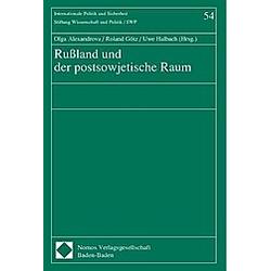 Rußland und der postsowjetische Raum - Buch