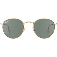 112/58 50-21 matte gold/polarized green classic