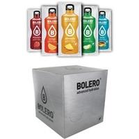 Bolero Drinks Getränkepulver, 58er Mix Paket