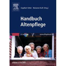 Handbuch Altenpflege als Buch von