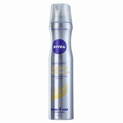 NIVEA Hair Care Haarspray, Stylingspray für blondes Haar, 250 ml - Dose, Blond Schutz & Pflege