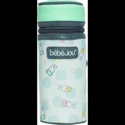 bébé-jou® Flaschentasche Miffy weiß