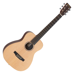 Martin LX1E Little Westerngitarre