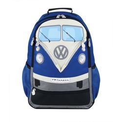 VW Collection by BRISA Rucksack VW Bulli T1 blau