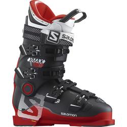 Salomon X Max 100 Herren Performance Skischuh Red/Black 29 Mondopoint