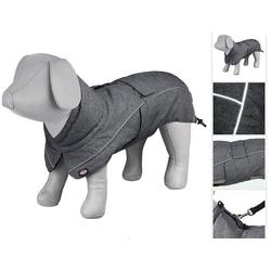TRIXIE  Hundemantel Prime L: 62 cm, grau