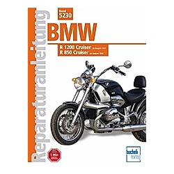 BMW 1200 Cruiser (ab Baujahr 1997)  R 850 Cruiser (ab Baujahr 1999) - Buch