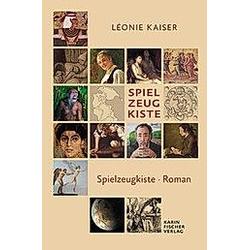 Spielzeugkiste. Leonie Kaiser  - Buch