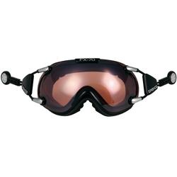 Casco Skibrille FX-70L Vautron Schwarz