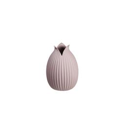 Asa Selection Vase yoko in rosa, 22 cm