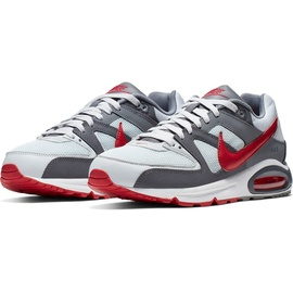 Nike Men's Air Max Command grey-white-red, 42.5