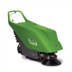 Cleancraft KM 650 E - Handgeführte Kehrsaugmaschine Kehrmaschine m. Batterieantrieb
