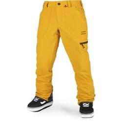 Volcom - Stretch Gore-Tex Pant Resin Gold - Skihosen - Größe: S