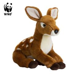 WWF Plüschfigur Plüschtier Rehkitz (25cm)