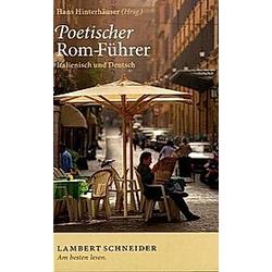 Poetischer Rom-Führer - Buch