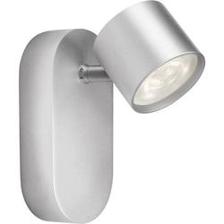 Philips 56240/48/16 LED-Wandstrahler Silber