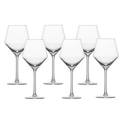 SCHOTT ZWIESEL Serie PURE Beaujolaisglas 6 Stück Inhalt 465 ml Beaujolais