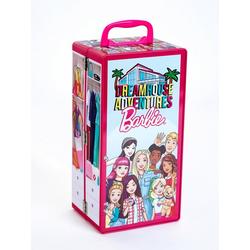 Klein Puppenkleiderschrank Barbie Schrankkoffer