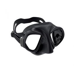 Mares X-TREAM Maske - Schwarz/Schwarz