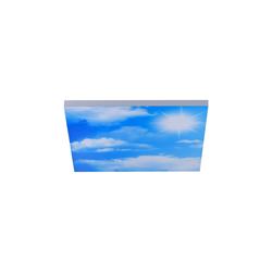 Leuchtendirekt LED-Deckenleuchte CCT Cloud, 45 x 45 cm