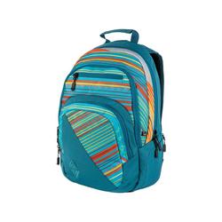 """NITRO Rucksack Stash Laptop-Rucksack 49 cm 15"""" blau"""