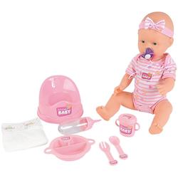 SIMBA Babypuppe New Born Babypuppe, 43 cm