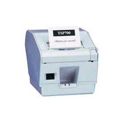 TSP847II AirPrint - Bon-Thermo-/Etikettendrucker mit Abschneider, weiss