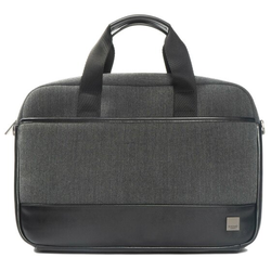 Knomo Princeton Torba na laptopa RFID 41 cm przegroda na laptopa grey