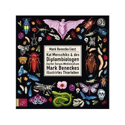 Benecke Mark - Kat Menschiks und des Diplom-Biologen Doctor... (CD)
