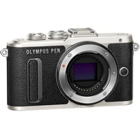 Olympus PEN E-PL8 Pancake Zoom Kit 14-42 mm schwarz