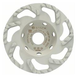 BOSCH Schleifteller Diamanttopfscheibe Best for Concrete 125 x 22.23 x
