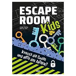 Escape Room Kids - Knacke die Codes und rette das Artefakt
