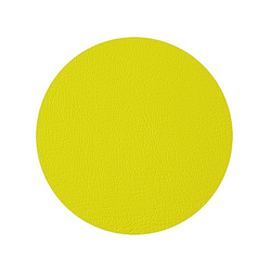 Kunstleder, 1,40 x 1,0m, gelb