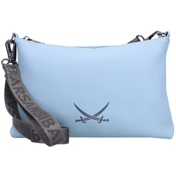 Sansibar Umhängetasche 27 cm blue