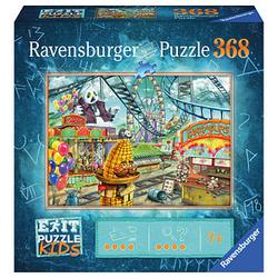 Ravensburger Exit Puzzle Kids Im Freizeitpark Puzzle 368 Teile
