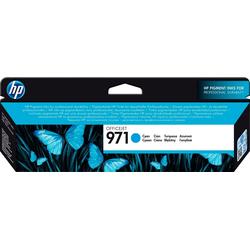 HP hp 971 Original Cyan Tintenpatrone (1-tlg)